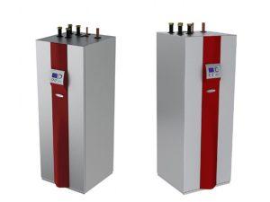 Gruntowa pompa ciepła z kolektorem płaskim Basic Comfort